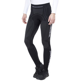 X-Bionic The Trick Running Pants Long Women Black/Anthracite